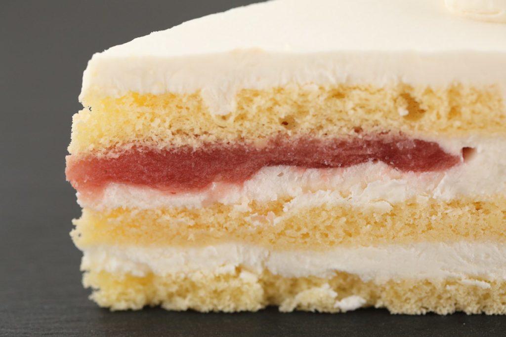 糖質86%カットのショートケーキ