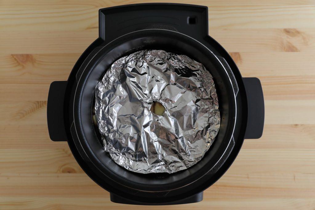 アイリスオーヤマの電気圧力鍋【KPC-MA2】