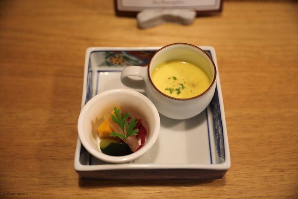 短編食堂ランチ前菜