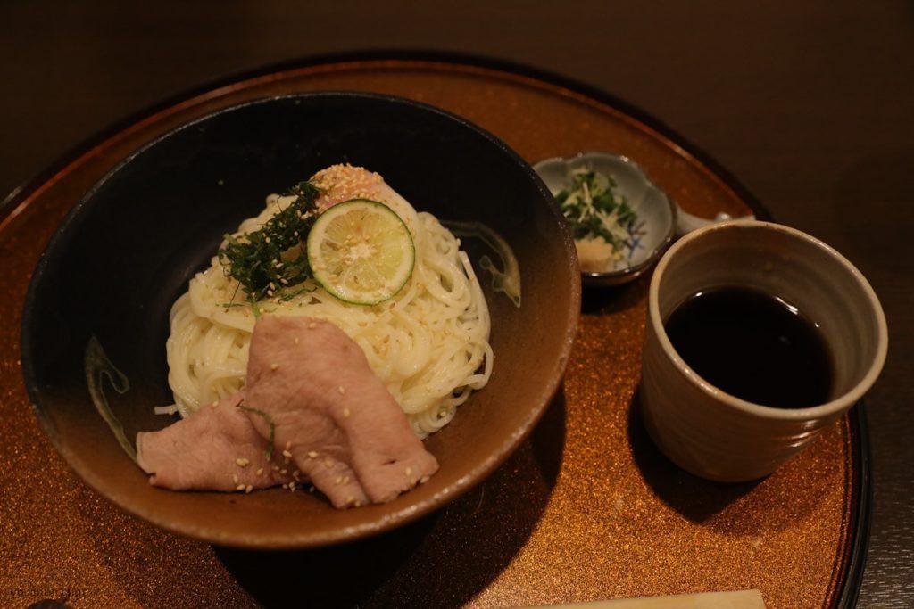 因島御料理ことのはの料理写真