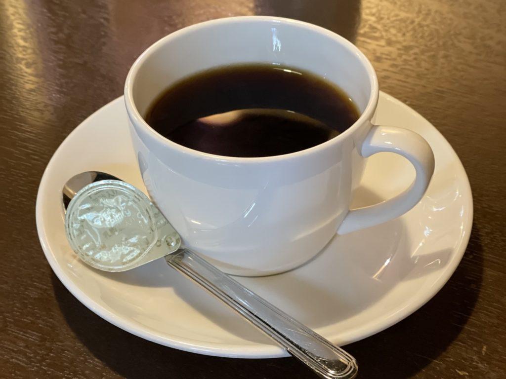 福山ERBAエルバランチのコーヒー