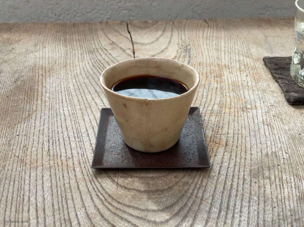尾道向島の珈琲と季節菓子nagiコーヒー